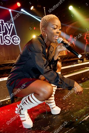 Editorial picture of Gifty Louise in concert, G-A-Y, London, UK - 06 Nov 2016