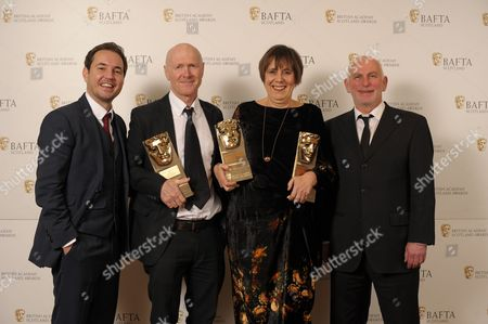 Martin Compston, Paul Laverty, Rebecca O'Brien and Gary Lewis  Outstanding Contribution: Sixteen Films