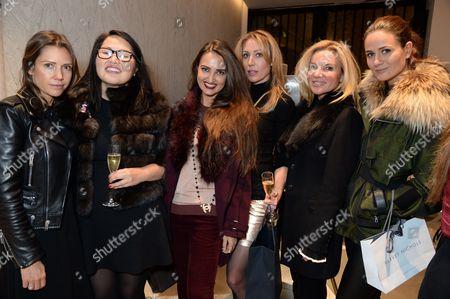 Guests, Alina Blinova, Eva Alexandridis, Jackie Pitek, Kim Johnson