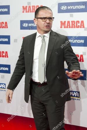 Stock Photo of Predrag Mijatovic