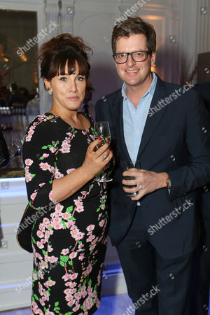 William Sitwell and Grace Dent.