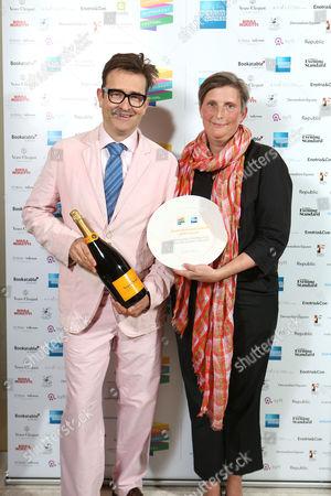 Editorial photo of London Restaurant Festival Awards, London, UK - 07 Nov 2016