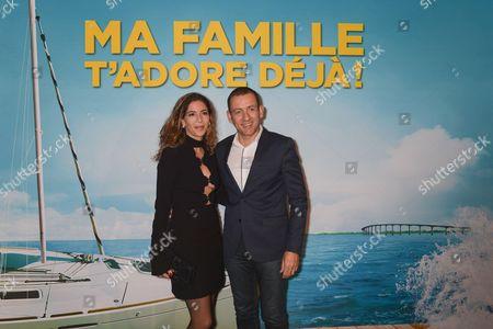 Editorial picture of 'Ma Famille tadore deja' film premiere, Paris, France - 07 Nov 2016