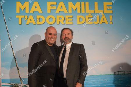 Jerome Commandeur and Denis Olivennes