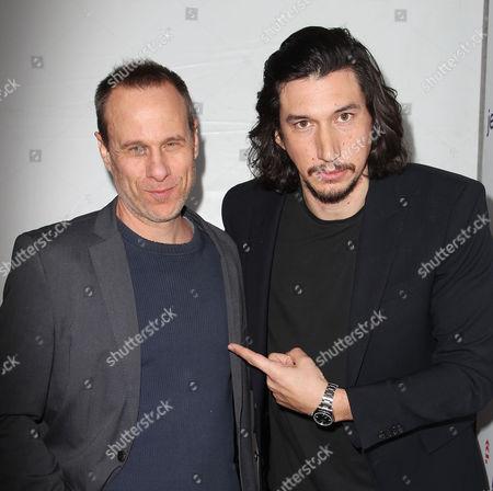 Stephen Belber and Adam Driver