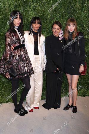 Editorial photo of CFDA X Vogue Fashion Fund Dinner, New York, USA - 07 Nov 2016