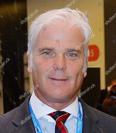 Stock Photo of Desmond Swayne Mp Conservative Party Annual Conference Manchester Central Greater Manchester.
