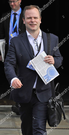 Downing Street Director Of Communications Craig Oliver. Conservative Party Annual Conference Manchester Central Greater Manchester.