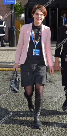 Stock Picture of Chloe Smith Mp Conservative Party Annual Conference Manchester Central Greater Manchester.-.