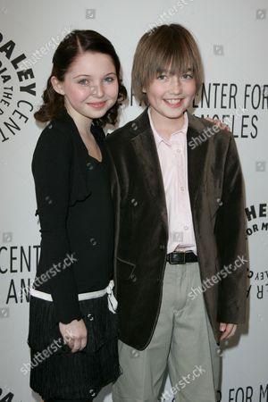 Sammi Hanratty and Field Cate