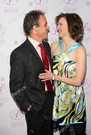 Richard Burgi, Brenda Strong