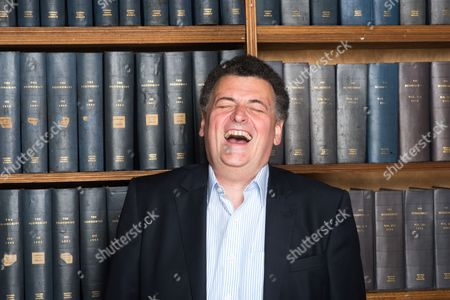 Stock Picture of Steven Moffat