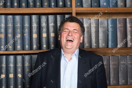 Stock Photo of Steven Moffat