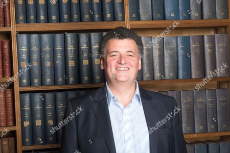 Editorial image of Stephen Moffat at the Oxford Union, UK - 07 Nov 2016