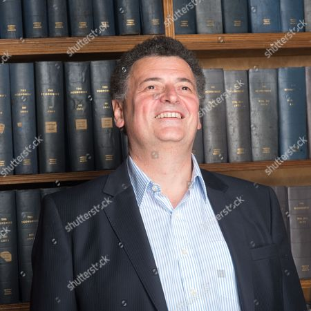 Stock Image of Steven Moffat
