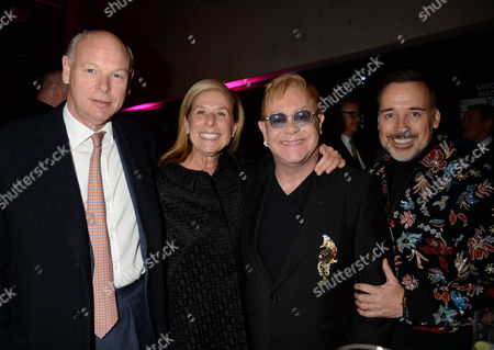 Editorial photo of 'Radical Eye: Modernist Photography from The Sir Elton John Collection' party, Tate Modern, London, UK - 08 Nov 2016