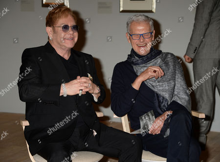 Sir Elton John and Tony King