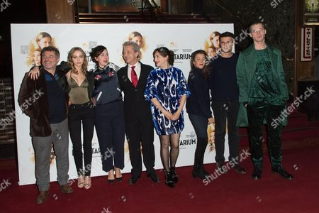 Editorial photo of 'Planetarium' film premiere, Paris, France - 08 Nov 2016