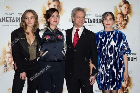 Lily-Rose Depp, Rebecca Zlotowski, Emmanuel Salinger