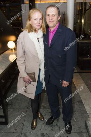 Stock Image of Laura Lindsay and Nigel Lindsay