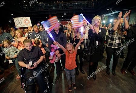 Editorial image of 2016 Election McMullin, Salt Lake City, USA - 08 Nov 2016