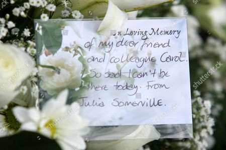 A message from Julia Somerville