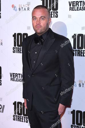 Stock Photo of Leon Butler