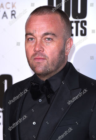Editorial picture of '100 Streets' film premiere, London, UK - 08 Nov 2016