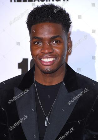 Stock Photo of Duayne Boachie