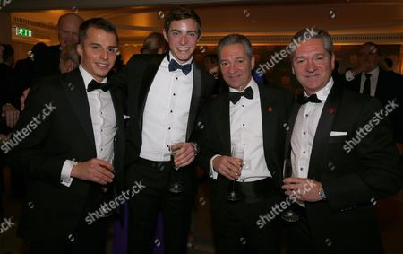 William Buick, James Doyle, Richard and Michael Hills