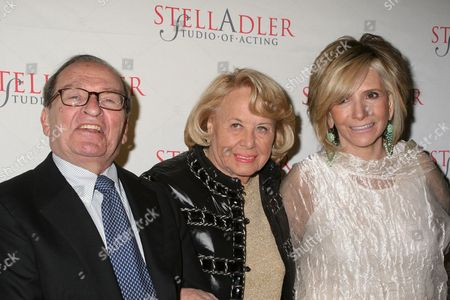 Editorial image of The Stella Adler Studio of Acting's '4th Annual Stella by Starlight Gala', Cipriani 23rd Street, New York, America - 17 Mar 2008