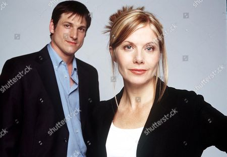 'Night and Day'   TV Dominic Rickhards and Glynis Barber