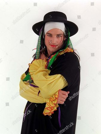 Stock Picture of 'Night and Day'   TV  Dominic Rickhards (Mike) (Culture Club)
