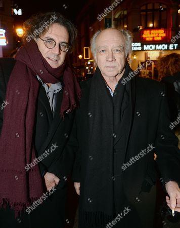 Editorial photo of 60th anniversary of the theater Gaite Montparnasse, Paris, France - 09 Nov 2016