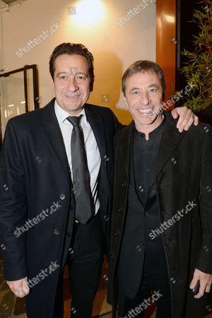Laurent Gerra, Louis Michel Colla