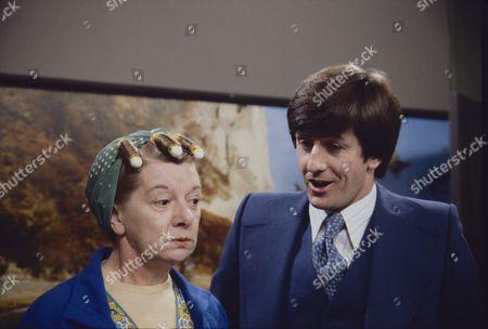 "Editorial photo of ""Coronation Street"" TV Series 1979"