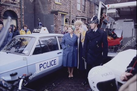 """Editorial picture of """"Coronation Street"""" TV Series 1979"""