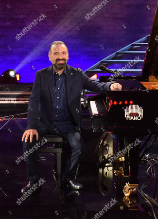 Stock Image of Stefano Bollani