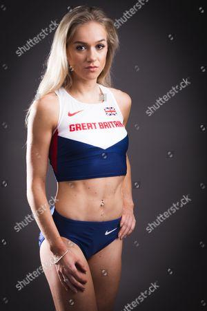 Stock Photo of Hannah Nuttall