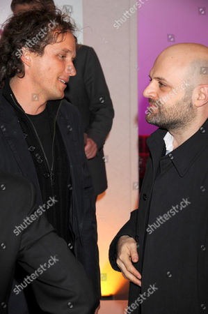 Yves Behar and Hussein Chalayan