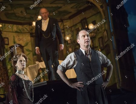 Editorial picture of 'An Inspector Calls', London, UK - 09 Nov 2016