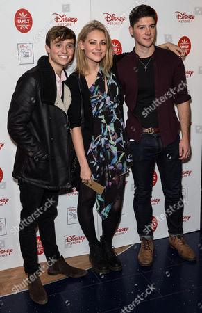 Editorial image of Disney Store Christmas VIP Party, London, UK - 09 Nov 2016