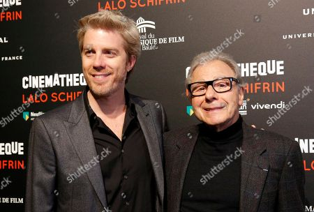 Kyle Eastwood and Lalo Schifrin