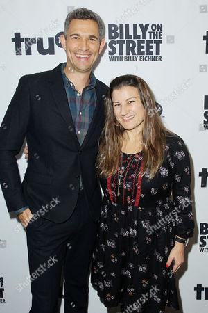Mike Farah (Exec. Producer), Anna Wenger (Exec. Producer)