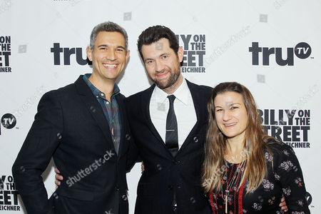 Mike Farah (Exec. Producer), Billy Eichner, Anna Wenger (Exec. Producer)