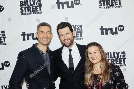 Editorial photo of 5th Season Premiere of Tru TV's 'Billy On The Street', New York, USA - 09 Nov 2016