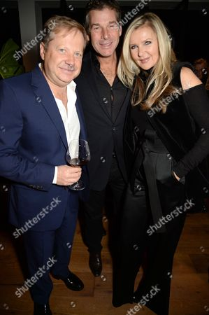 Editorial picture of Kelly Hoppen's 40 years in the interior design business party, London, UK - 09 Nov 2016