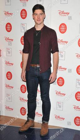 Editorial photo of Disney Store Christmas VIP Party, London, UK - 09 Nov 2016