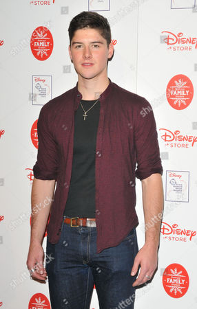 Editorial picture of Disney Store Christmas VIP Party, London, UK - 09 Nov 2016