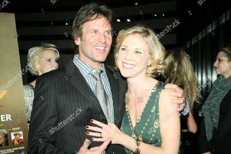 Stock Picture of Hart Bochner and Tracy Middendorf